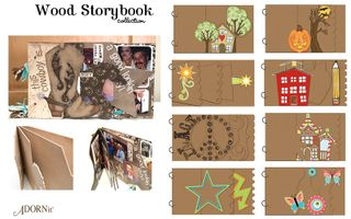 Wood Storybook
