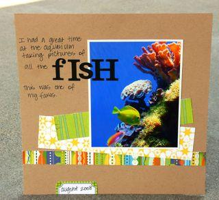 Day 5 - Fish Layout -