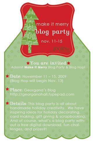 Christmasbloghoptag