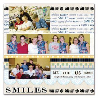 Photo Smiles 6 inch