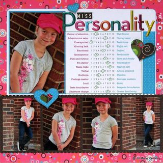 Miss Personality