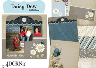 2011 Daisy Dew Collection