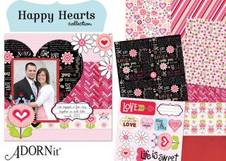 2011 Happy Hearts Collection