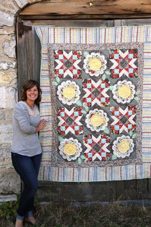 Georganawithquilt