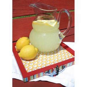 Lemonadetray