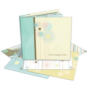 Haliey_album_with_papers
